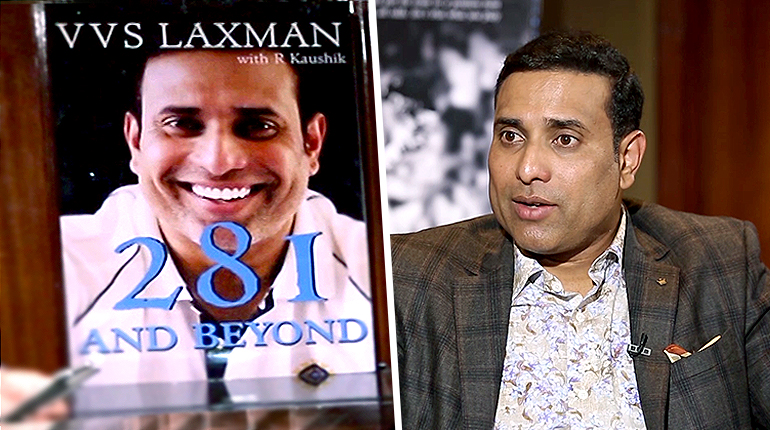 VVS Laxman's honest cricket tales with WION