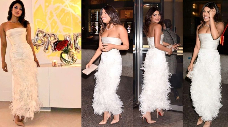 Priyanka Chopra's bridal shower