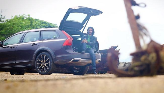 WION Pitstop: SO1EP25: Volvo V90 Cross-Country