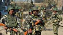 "The army had accused the Pakistan army posts of ""providing support by covering fire"" at the border as militants mutilated the body of an Indian soldie"
