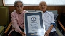 Japanese have among the longest life expectancies in world
