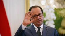 French President Francois Hollande said UK must begin discussions on the modalities of withdrawal from the EU.