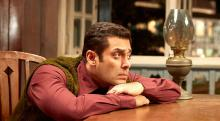 Salman Khan in a still from Tubelight