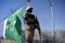 Pakistan hails new Afghanistan border fence to curb militancy