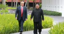 Trump-Kim meeting in Singapore