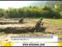 WION Exclusive: Witnessing training practises at the Battle theatre