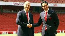 Arsenal confirms CEO Gazidis' exit to AC Milan
