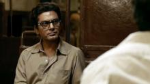 Nawazuddin Siddiqui in a still from 'Manto'.