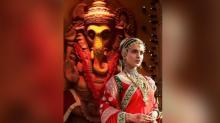 Kangana Ranaut in a still from 'Manikarnika: The Queen Of Jhansi'.