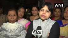 Activist Trupti Desai was detained by police ahead of Modi's Shirdi visit
