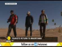 Hope for Mauritanian desert economy as tourists return