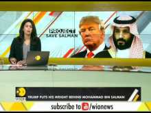 WION Gravitas: Trump downplays CIA report on Khashoggi's murder; stands by Crown Prince