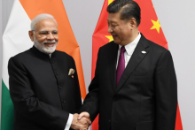 PM Modi, President Xi meet on sidelines of G20 summit