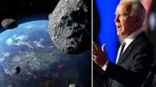 Four asteroids headed Earth's way on day of Joe Biden's inauguration as US president