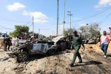 Representative photo: Bomb blast in Somalia