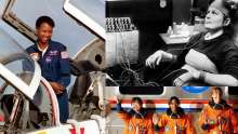 As countries step up their attempts at controlling space while expanding exploration, at the helm of these pursuits have been women. On International Women's Day, we bring to you a list of many firsts - all courtesy of the talented and ambitious women who want to make space open for all humans, regardless of their sex and gender. Take a look at women who changed history in space