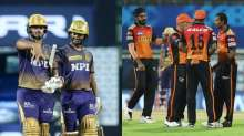 IPL 2021: Rana and Tripathi star as Kolkata Knights beat SunRisers Hyderabad