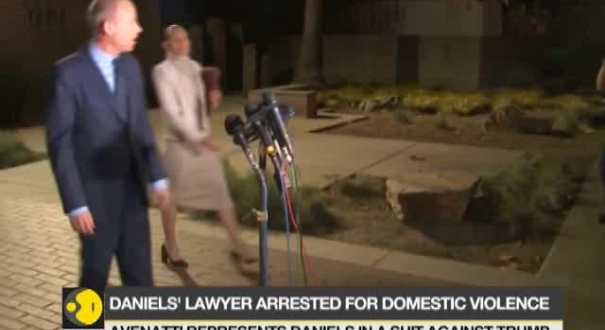 WION Your Story: Stormy Daniels' lawyer arrested for domestic violence
