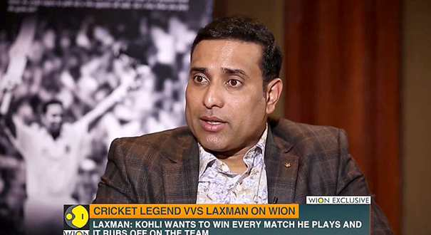 Laxman: Kohli can leave legacy with Aus series win