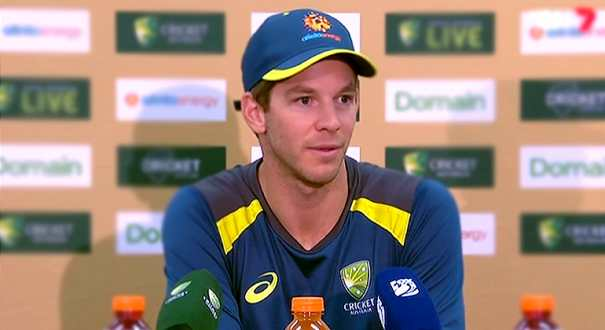 We were outplayed in key moments, says Australia captain Tim Paine