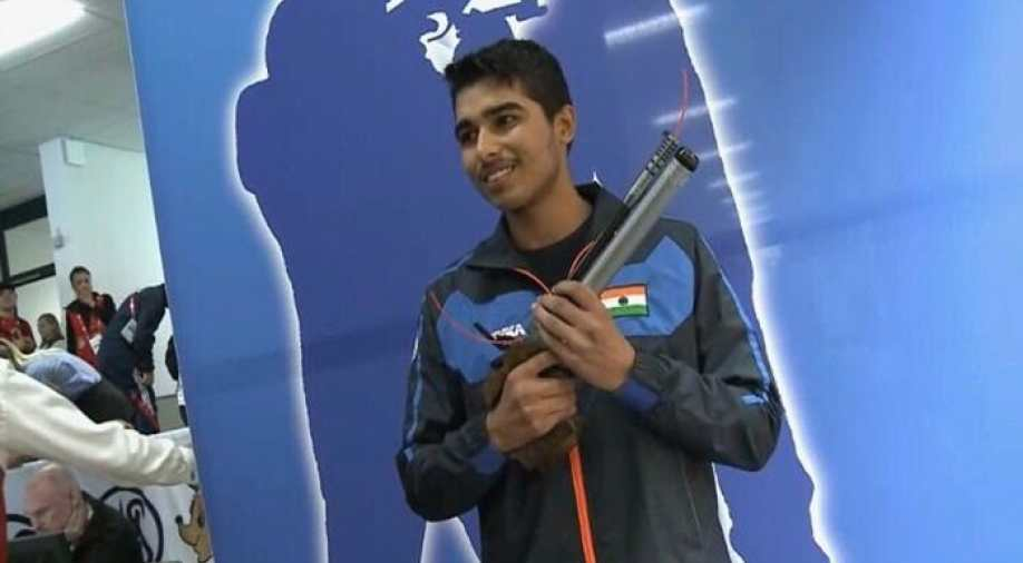 asian games 16 year old shooter saurabh chaudhary wins gold in 10m