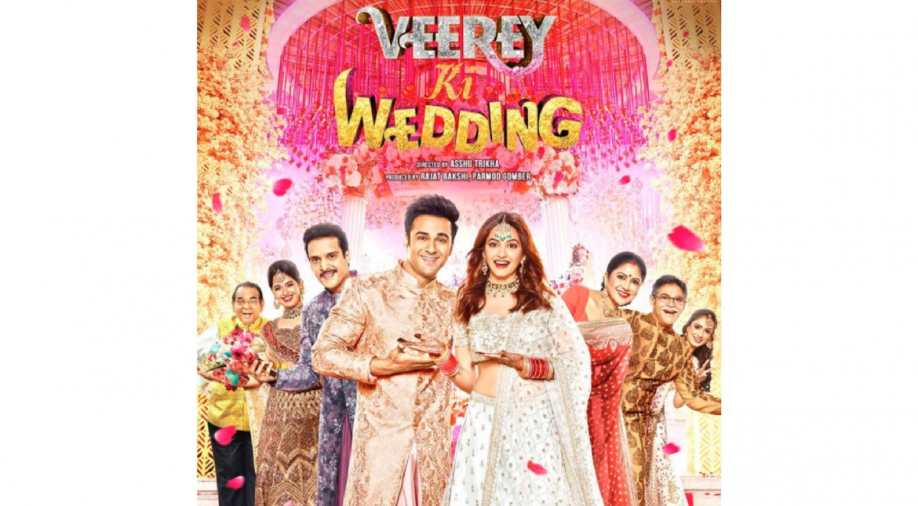 Veerey Ki Wedding.Watch Pulkit Samrat S Veerey Ki Wedding Trailer And Not Kareena