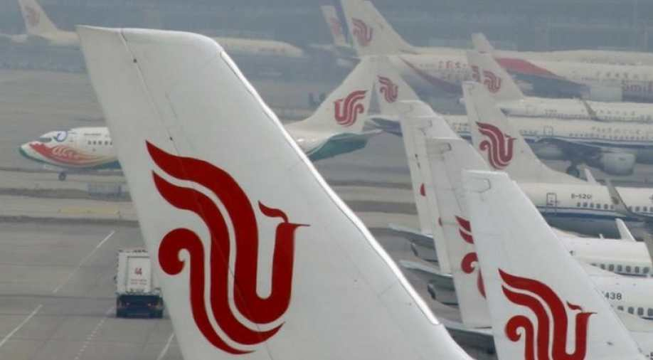 US Limits China's Airlines to 2 Weekly Flights Amid Trade Spat