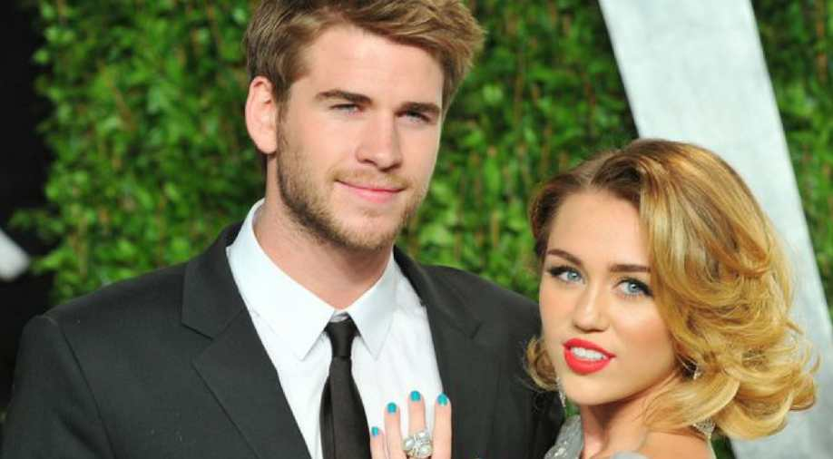 Liam Hemsworth 'loving' married life with 'sweet, sweet angel' Miley Cyrus