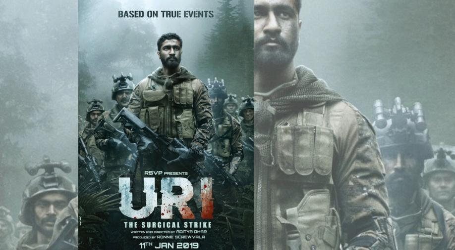 Image result for uri movie poster