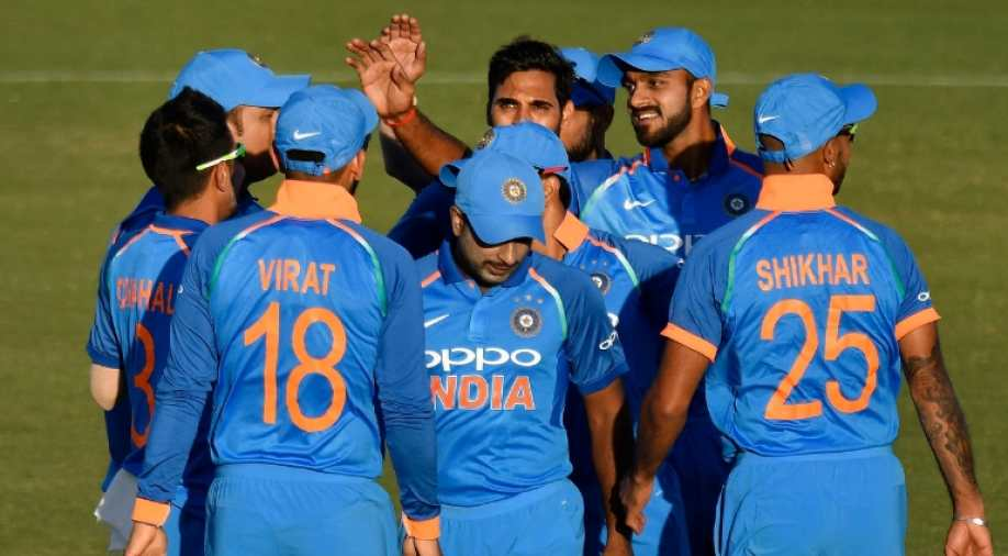 India seal ODI series in New Zealand