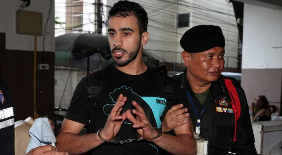 Soccer player pleads for Thailand to not send him to Bahrain