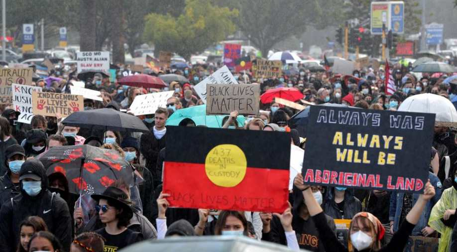 Australians protest Aboriginal deaths in custody, 30 years after major report, World News