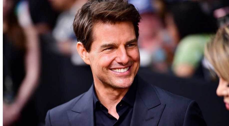 Tom Cruise and NASA team up to shoot a movie in space